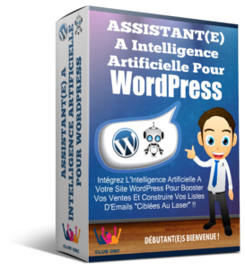 Assistant Intélligence Artificielle WordPress